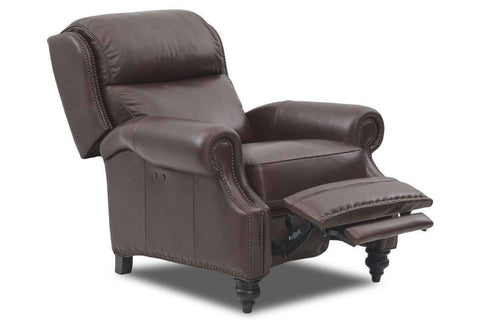 "Chairs And Recliner Saxton ""Quick Ship"" Electric Power Recliner"