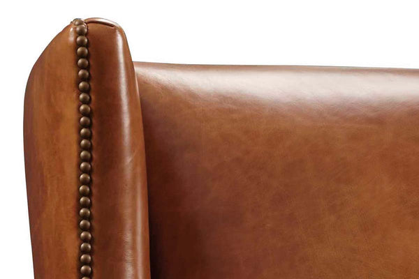 "Clarkson ""Quick Ship"" Tufted Seat Inset Arm Tight Wing Back Accent Chair- OUT OF STOCK UNTIL 7/1/2020"