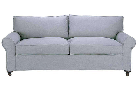 Colby Large 2 Cushion Slipcover Convertible Sleep Sofa - Club Furniture