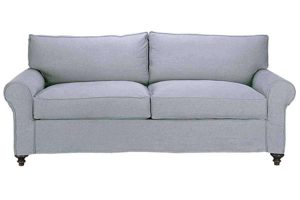 Colby Fabric Slipcovered Sofa - Club Furniture