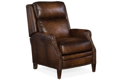 "Craig Power ""Quick Ship"" Leather Recliner"