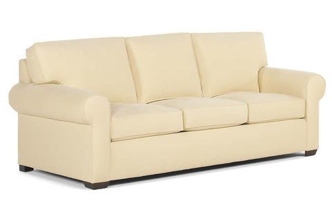Dillon 84 Inch Fabric Upholstered Queen Sleeper Sofa