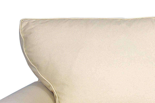 Slipcovered Furniture Dilworth Slipcover 3 Cushion Queen Sleeper Sofa