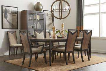 Dining Furniture Corbett 7-Piece Dining Set