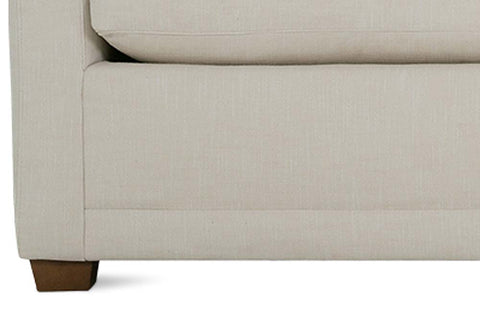 "Donna I 88 Inch ""Quick Ship"" 88 Inch Kid Proof Inside Out Performance Fabric Sofa"
