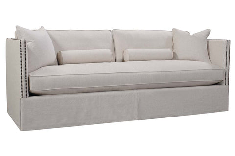"Eleanor 94 Inch ""Quick Ship"" Fabric Sofa"