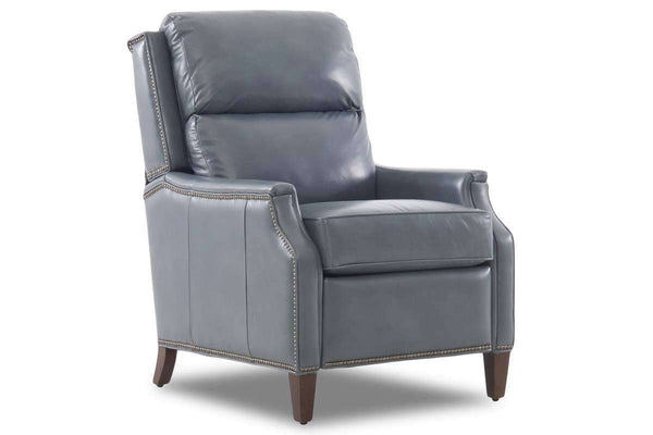 ellington springswivel club chairs | Ellington Leather Power Recliner Chair - High Legs & 3-Way ...