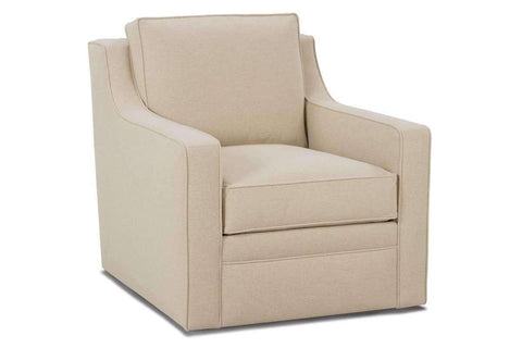 "Fabric Furniture Addison ""Designer Style"" 360 Degree Swivel Chair"