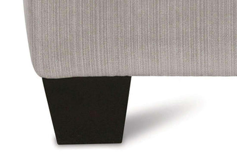 "Fabric Furniture Addison ""Designer Style"" Fabric Ottoman"