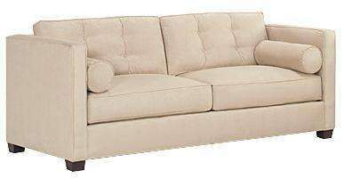 Fabric Furniture Blair Fabric Upholstered Queen Sleeper Sofa
