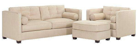 Fabric Furniture Blair Fabric Upholstered Sofa Set