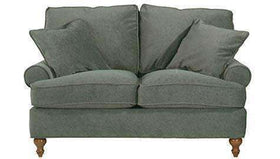 "Fabric Furniture Brin ""Designer Style"" Fabric Upholstered Loveseat"