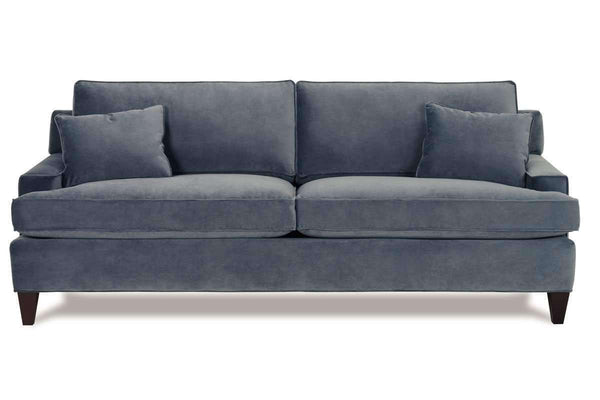 "Fabric Furniture Casey ""Designer Style"" Fabric Sofa"