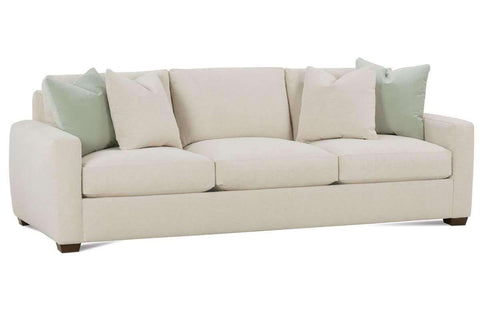 Fabric Furniture Diana Select A Size Large Fabric Upholstered Sofa