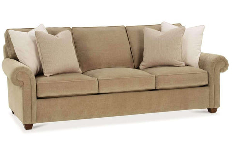 Fabric Furniture Ellie Deep Seat Fabric Upholstered Sofa