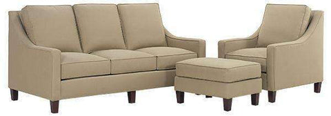 Fabric Furniture Graham Fabric Upholstered Sofa Set