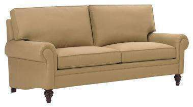 Fabric Furniture Grayson Fabric Upholstered Studio Sofa