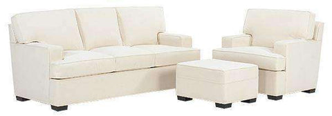 Fabric Furniture Hannah Fabric Upholstered Sofa Set