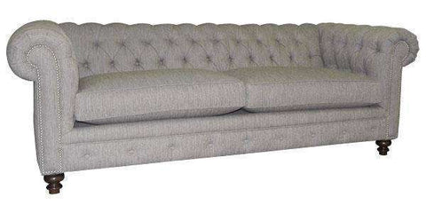 Fabric Furniture Hastings Chesterfield Fabric Loveseat