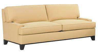 Fabric Furniture Holden Fabric Upholstered Studio Sofa
