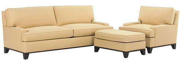 Fabric Furniture Holden Fabric Upholstered Studio Sofa Set