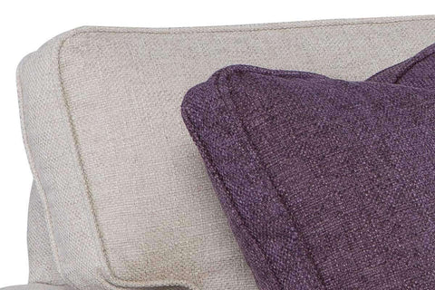 Fabric Furniture Janice Apartment Size 2 Cushion Queen Sleeper Sofa