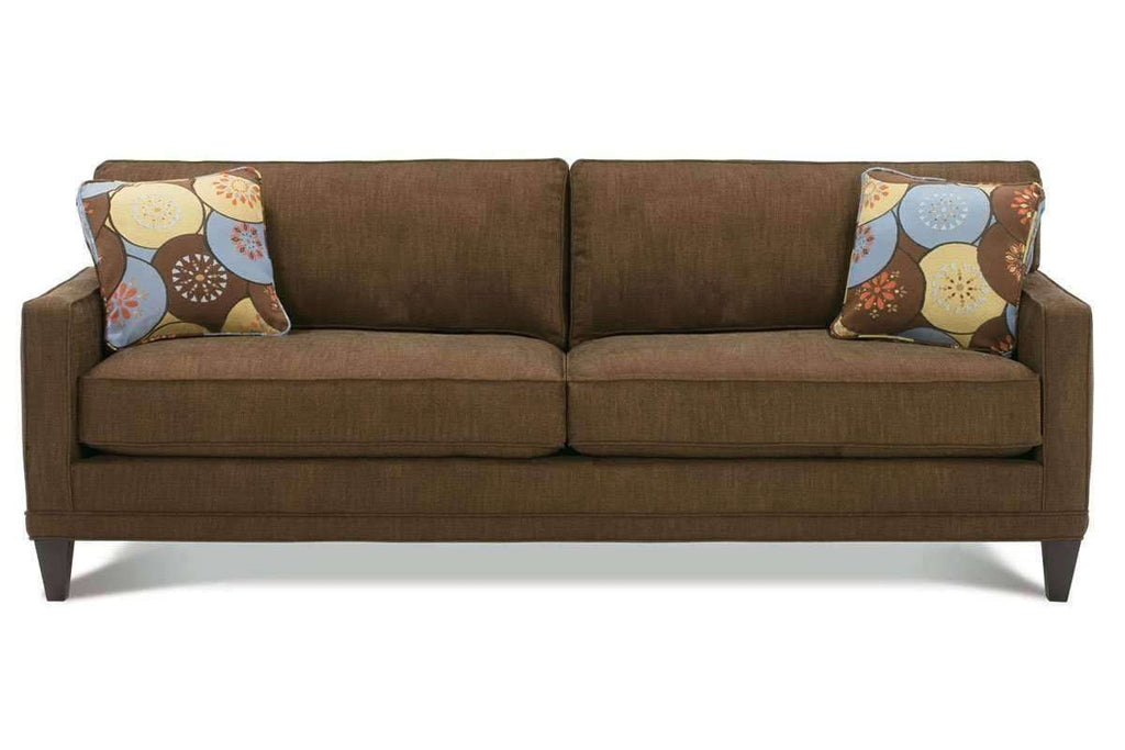 chanrion lounge apartment sized furniture | Janice Apartment Size 2 Cushion Queen Sleeper Sofa