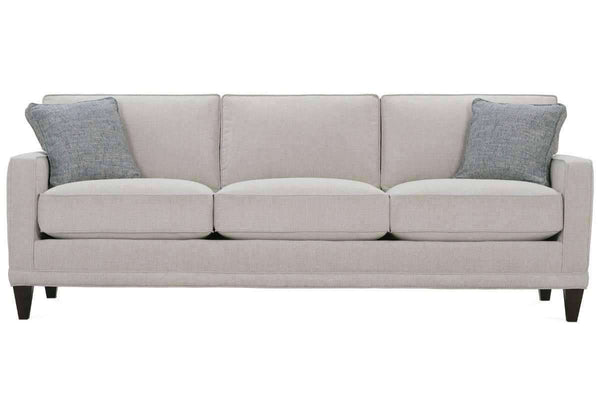 "Fabric Furniture Janice ""Designer Style"" Contemporary 3-Seat Fabric Upholstered Sofa"