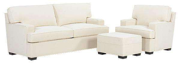 Fabric Furniture Kate Fabric Upholstered Sofa Set