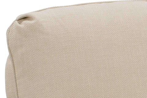 Fabric Furniture Kristen English Arm Fabric 2 Cushion Apartment Size Sofa