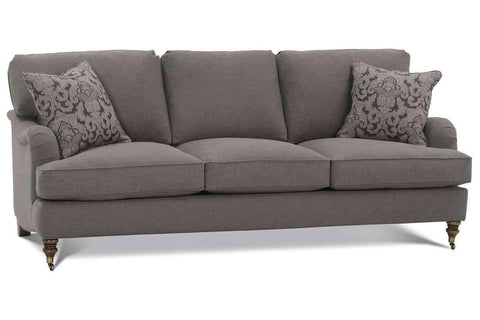 Fabric Furniture Kristen Upholstered English Arm Three Seat Sofa