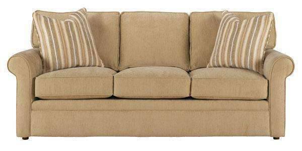 "Fabric Furniture Kyle ""Designer Style"" Fabric Upholstered Sofa"
