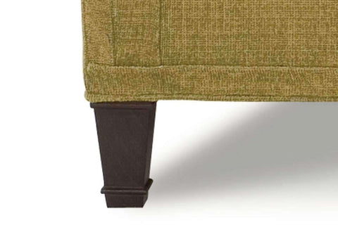 "Fabric Furniture Leona ""Designer Style"" Tight-Back Fabric Sofa"