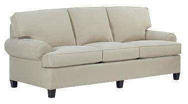 Fabric Furniture Lilly Fabric Upholstered Queen Sleeper Sofa