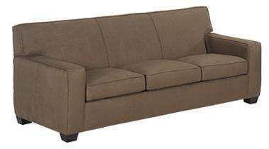 Fabric Furniture Luke Fabric Upholstered Queen Sleeper Sofa