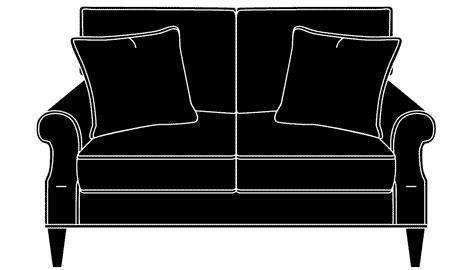 Fabric Furniture Murphy Apartment Size Loveseat