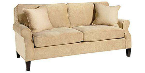 Fabric Furniture Murphy Apartment Size Sofa