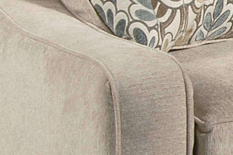 Fabric Furniture Nicolette Fabric Apartment Sofa