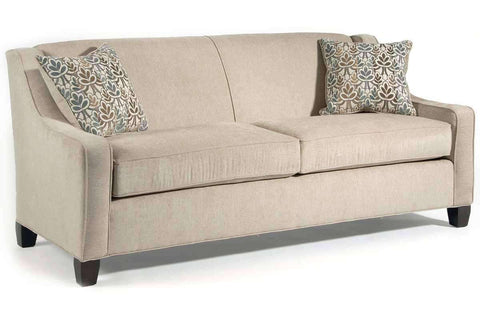 Fabric Furniture Nicolette Upholstered Queen Sleeper Sofa for Small Spaces