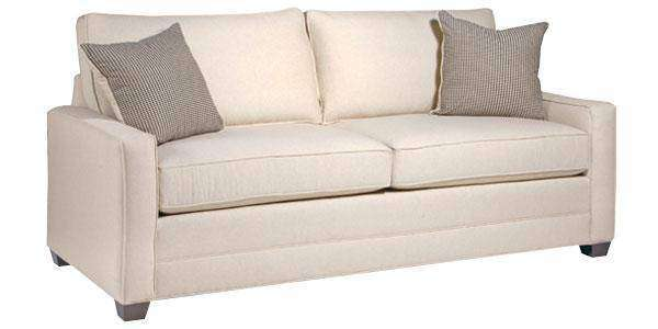 Fabric Furniture Norah Queen Sleeper Apartment Sofa