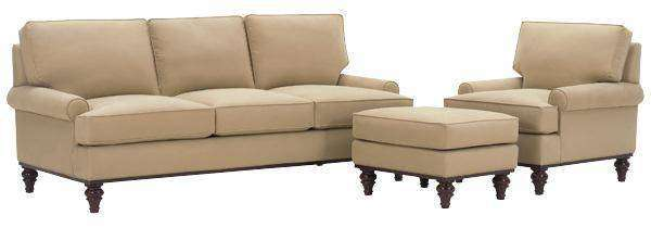 Fabric Furniture Palmer Fabric Upholstered Sofa Set