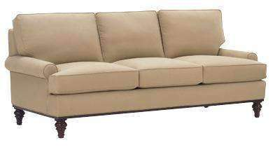 Fabric Furniture Palmer Fabric Upholstered Studio Sofa