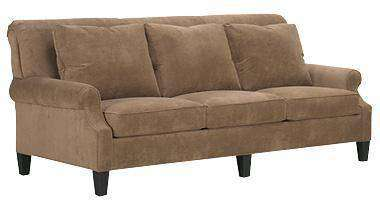 Sophia Fabric Upholstered Studio Full Sleeper Sofa