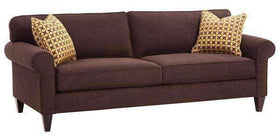 "Fabric Furniture Sylvia ""Designer Style"" Transitional Fabric Upholstered Couch"