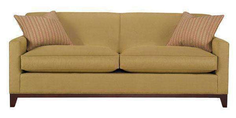 Fabric Furniture Vance Modern Apartment Sized Fabric Queen Sleeper Sofa