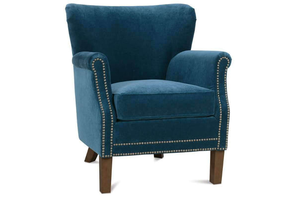 "Fabric Upholstered Accent Chairs And Chaise Antoinette ""Designer Style"" Small Fabric Arm Chair"