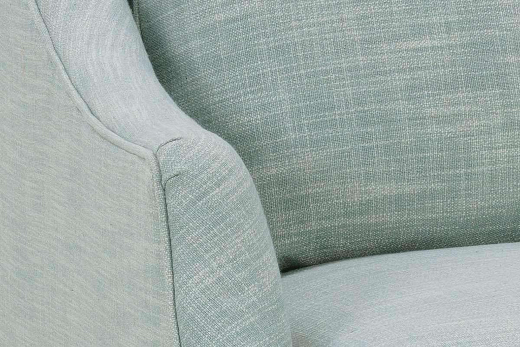 ... Fabric Upholstered Accent Chairs And Chaise Darcy 360 Degree Swivel Fabric  Accent Chair ...