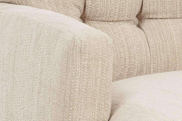 "Fabric Upholstered Accent Chairs And Chaise Erica ""Designer Style"" Petite Tufted Back Accent Chair"