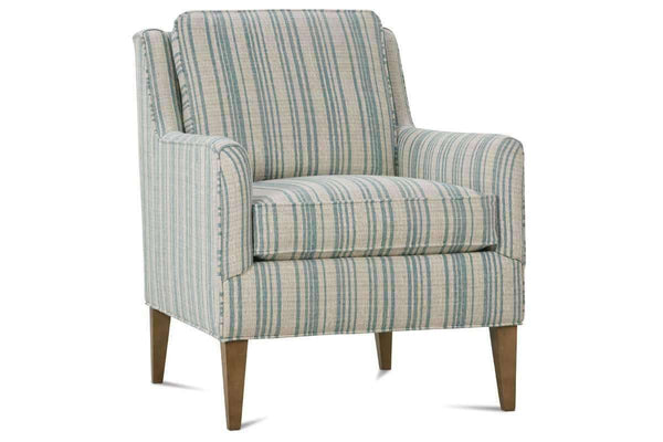 "Fabric Upholstered Accent Chairs And Chaise Evangeline ""Designer Style"" Small Fabric Accent Chair"