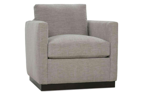 "Fabric Upholstered Accent Chairs And Chaise Heidi ""Designer Style"" Modern **SWIVEL** Accent Chair With Wood Base"